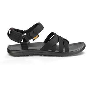Teva Sanborn Sandalen Damen schwarz schwarz