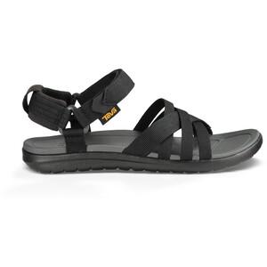 Teva Sanborn sandaalit Naiset, musta musta