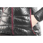 Y by Nordisk Cirrus Ultralight Down Jacket Dam black/ribbon red