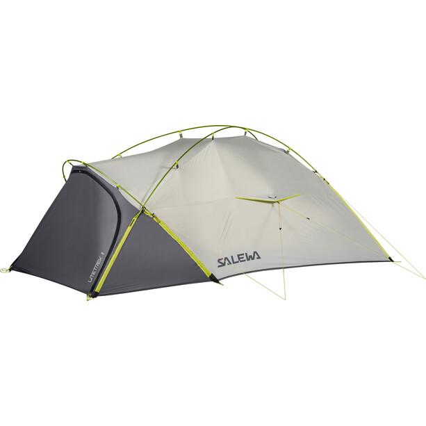 SALEWA Litetrek II Tent lightgrey/cactus