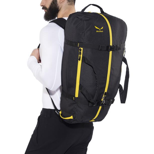 SALEWA Ropebag XL black/citro