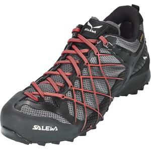 SALEWA Wildfire GTX Shoes Herr black out/bergot black out/bergot