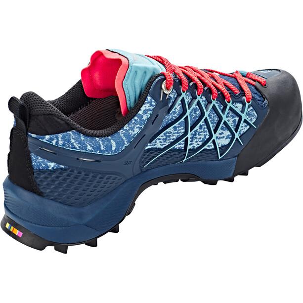 SALEWA Wildfire GTX Shoes Dam poseidon/capri