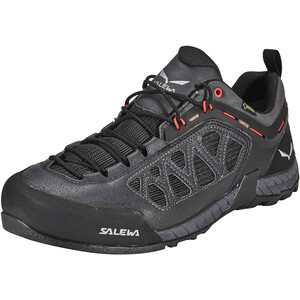 SALEWA Firetail 3 GTX Shoes Herr black out/papavero black out/papavero