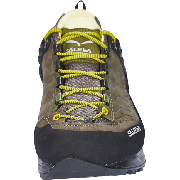 SALEWA MTN Trainer L Shoes Herr walnut/golden palm