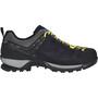 SALEWA MTN Trainer GTX Shoes Herr night black/kamille