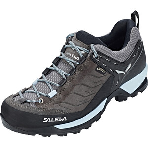 SALEWA MTN Trainer GTX Shoes Dam charcoal/blue fog charcoal/blue fog