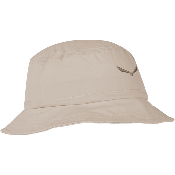 SALEWA Sun Protect Brimmed K Hut plaza taupe/allover