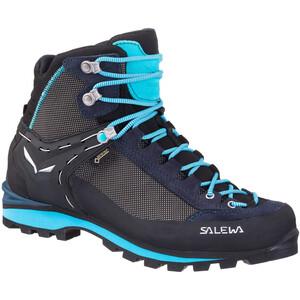 SALEWA Crow GTX Schuhe Damen premium navy/ethernal blue premium navy/ethernal blue