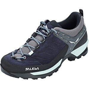 SALEWA MTN Trainer Schuhe Damen premium navy/subtle green premium navy/subtle green