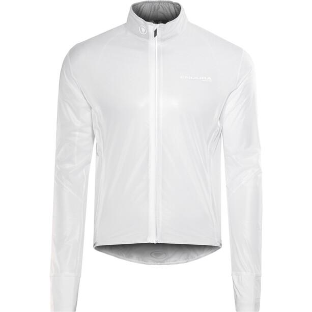 Endura FS260-Pro Adrenaline II Race Cape Homme, translucent white