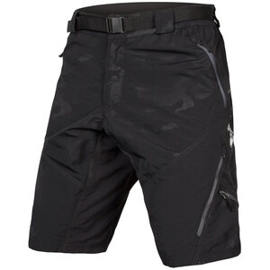 Endura Hummvee II Shorts mit Innenhose Herren black camouflage black camouflage