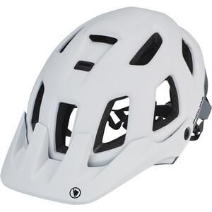Endura SingleTrack II Helm white white