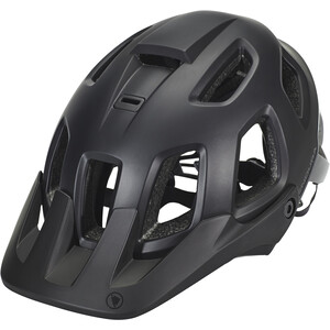 Endura SingleTrack II ヘルメット ブラック