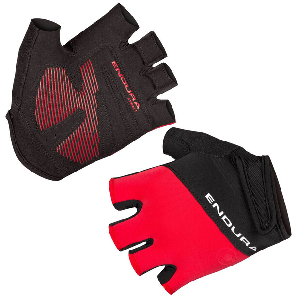 Endura Xtract Mitt II Cykelhandsker, rød/sort