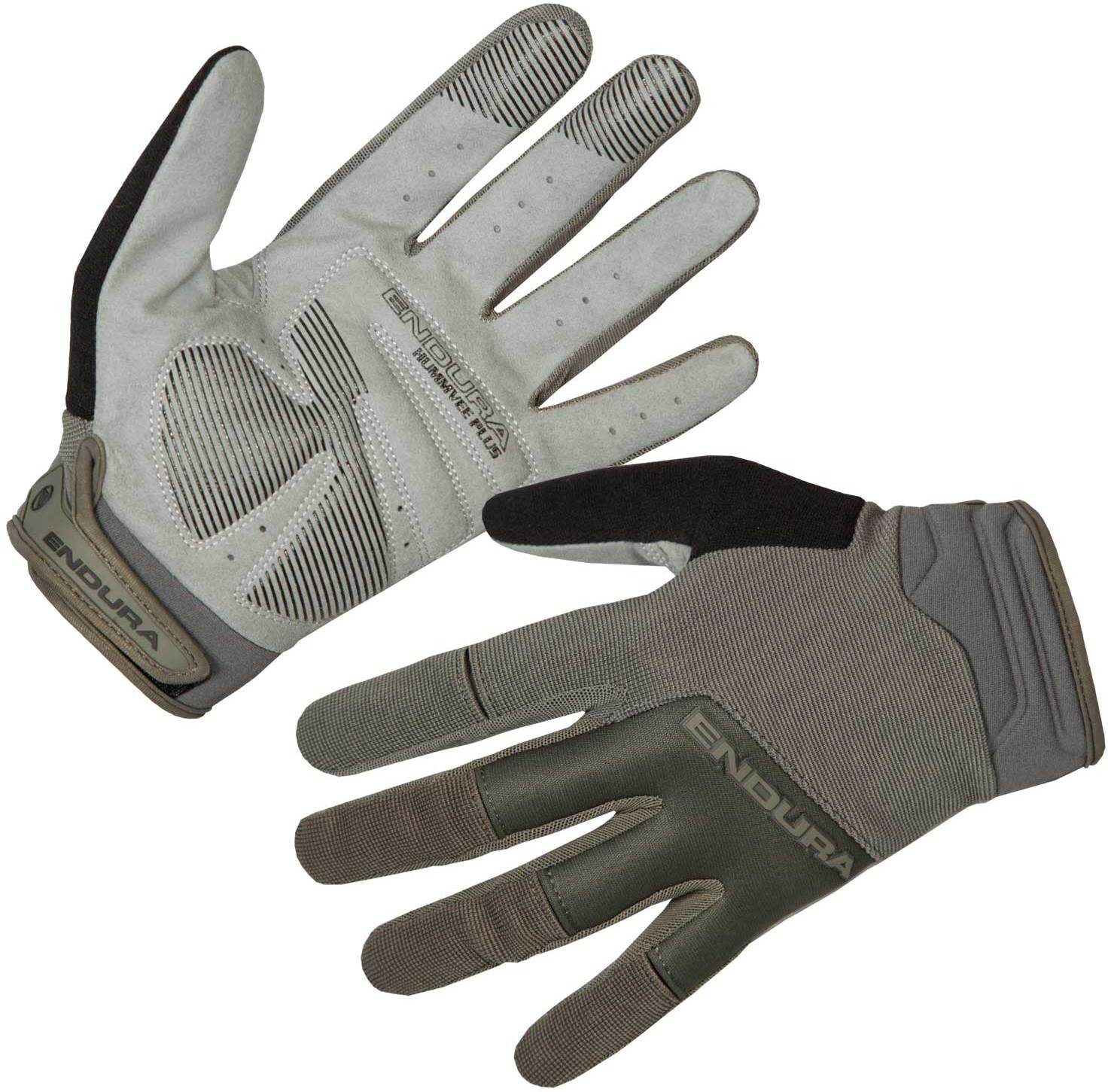 X-Large Ringers Gloves 160 Light Duty Series Silicone Padding