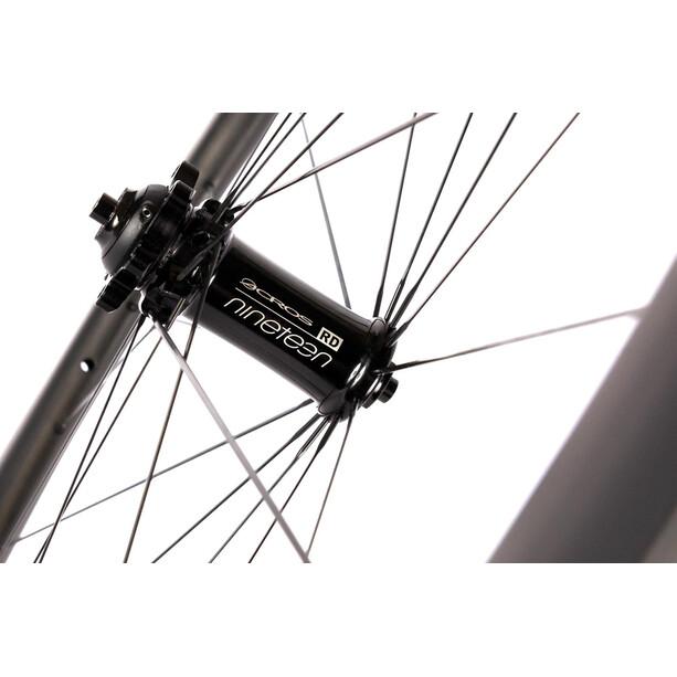 "ACROS Road-DISC C Wheelset 28"" Baccara UD TA15 TA12"