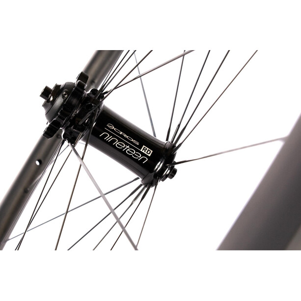"ACROS Road-DISC SLS C Wheelset 28"" Baccara UD TA15 TA12"
