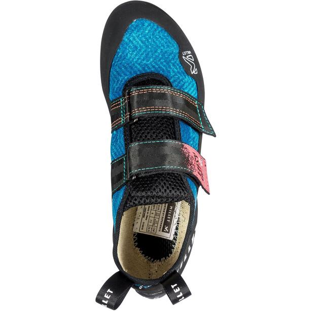 Millet Easy Up Low-Cut Schuhe Damen pool blue