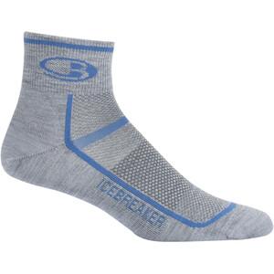 Icebreaker Multisport Ultra Light Mini Socken Herren twister hthr/sea blue twister hthr/sea blue