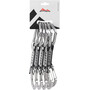 AustriAlpin Rockit Mixed Set Wire + Snapgate 11cm 5 Pieces polished