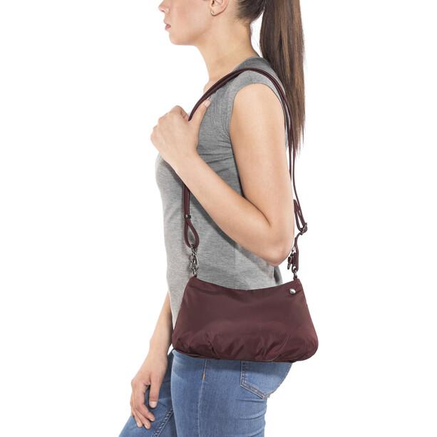 Pacsafe Citysafe CX Crossbody-Tasche Small Damen rot