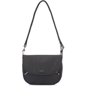 Pacsafe Stylesafe Crossbody-Tasche black black