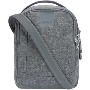 Pacsafe Metrosafe LS100 Crossbody-laukku, harmaa harmaa