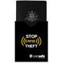Pacsafe RFIDsleeve 50 Reisepass Schutzhülle black