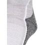 Icebreaker Hike+ Light Mini Socks Dam blizzard hthr/white/oil