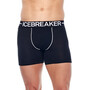 Icebreaker Anatomica Zone Boxers Herr black/white