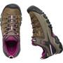 Keen Targhee III WP Shoes Dam weiss/boysenberry