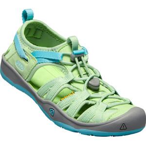 Keen Moxie sandaler Ungdom Grønn/Blå Grønn/Blå