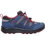 Keen Hikeport WP Shoes Barn dress blues/firey red