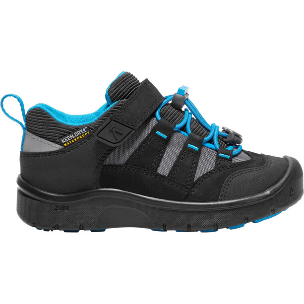 Keen Hikeport WP Shoes Barn black/blue jewel