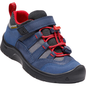 Keen Hikeport WP Shoes Barn dress blues/firey red dress blues/firey red
