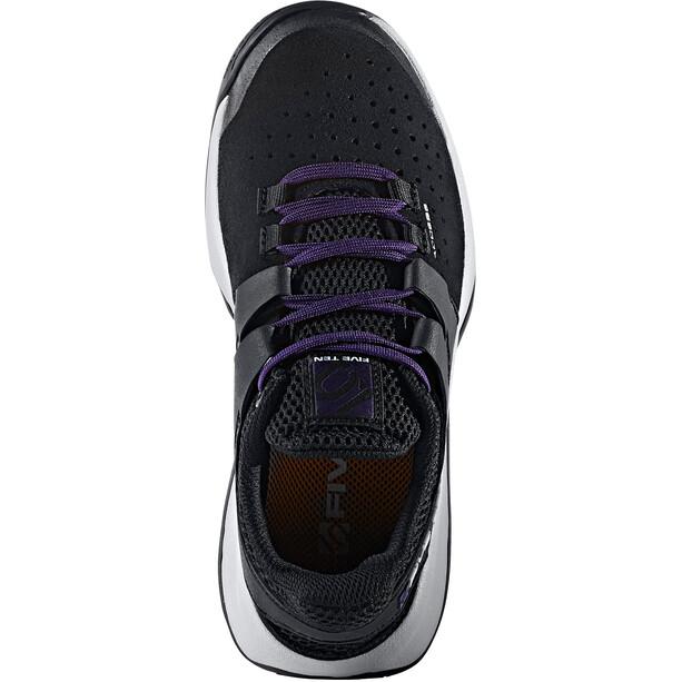 adidas Five Ten Access Leather Chaussures Femme, noir
