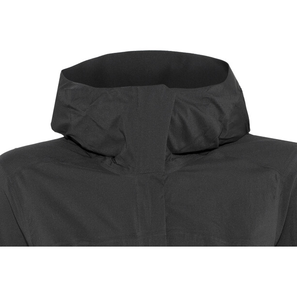 Arc'teryx A2B Windbreaker Jacket Dam black
