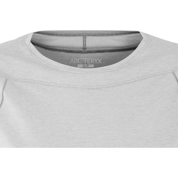 Arc'teryx Taema Crew SS Shirt Dam athena grey