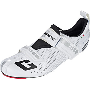 Gaerne Carbon G.Kona Triathlon Cycling Shoes Herr white white