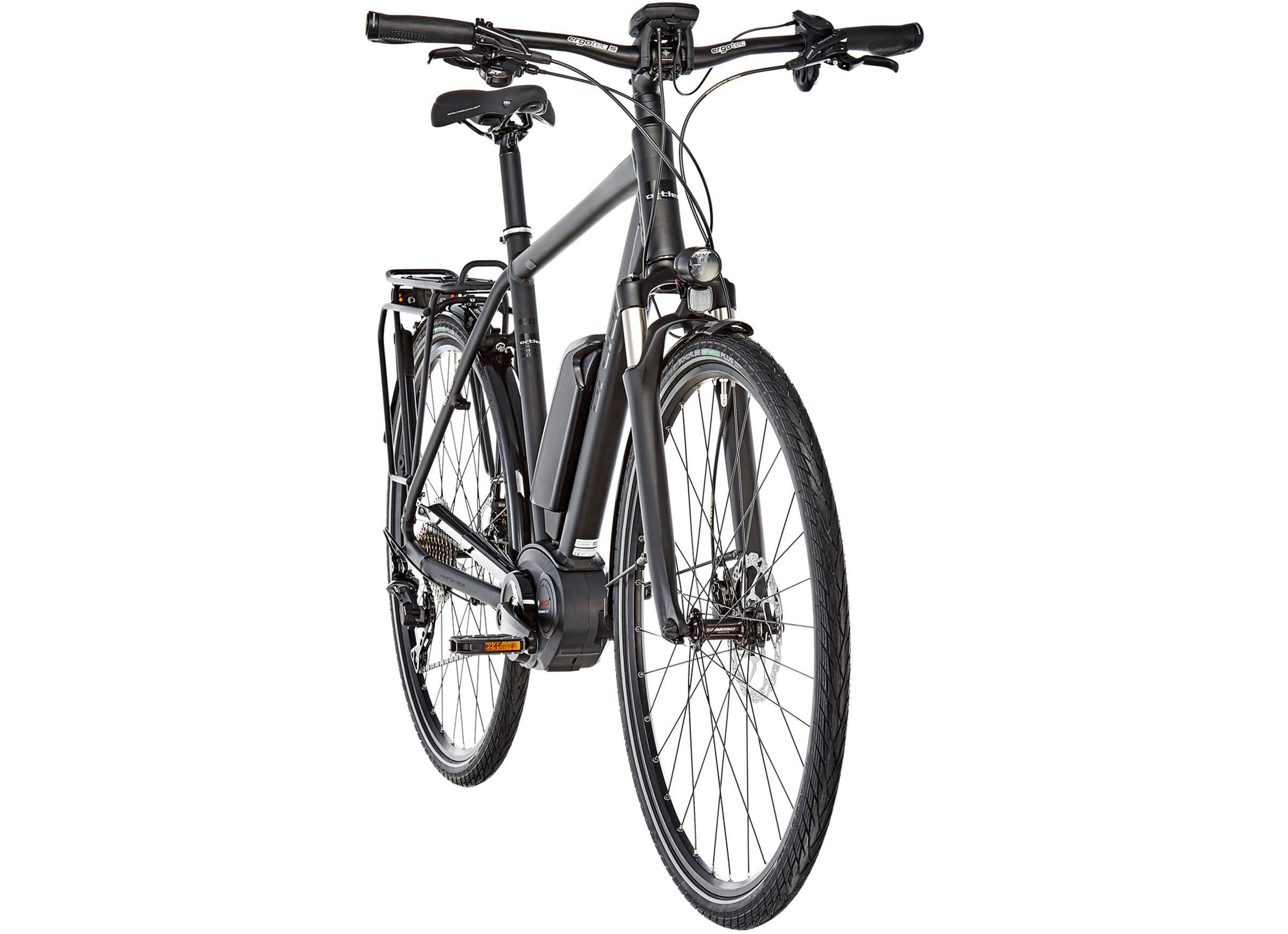 ortler bozen premium e trekking bike black at. Black Bedroom Furniture Sets. Home Design Ideas