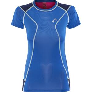 Kari Traa Lise T-shirt Femme, bleu bleu