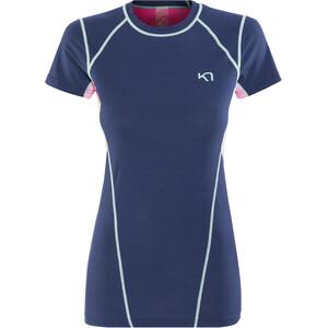 Kari Traa Svala T-shirt Femme, bleu bleu