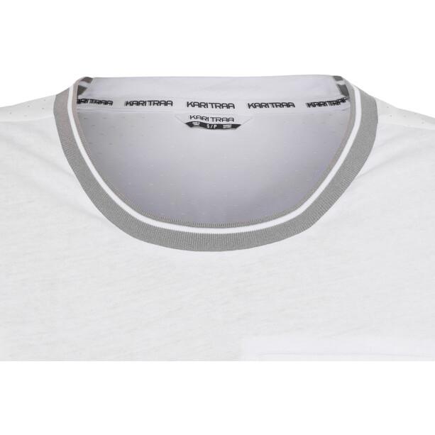 Kari Traa Tveito T-Shirt Damen bwhite
