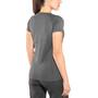 Millet Elevation Short Sleeve Shirt Dame Grå