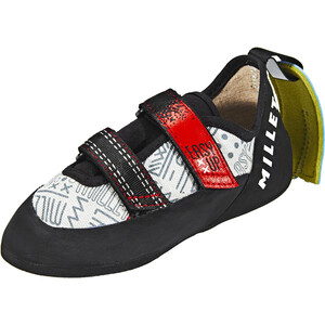 Millet Easy Up Climbing Shoes Barn grey/red grey/red