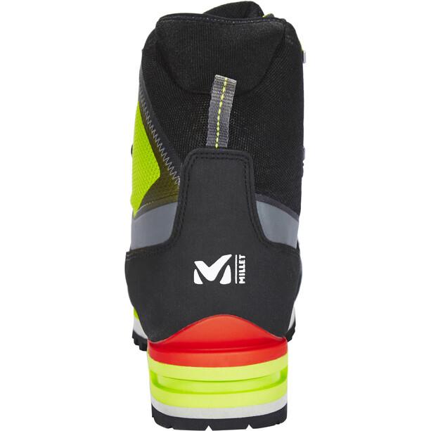 Millet Elevation GTX High Shoes Herr acid green
