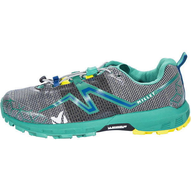 Millet Light Rush Low Shoes Dam dynasty green/butter cup