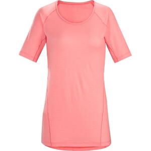 Arc'teryx Lana Kurzarmshirt Damen pink pink