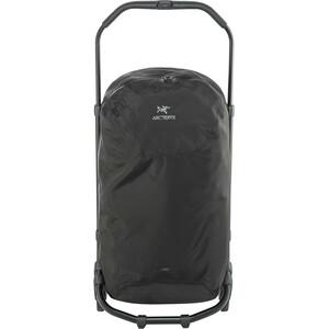 Arc'teryx V110 Reisetasche mit Rollen schwarz schwarz